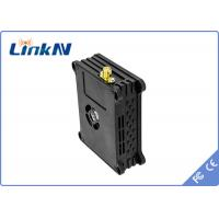 Buy cheap SDI NTSC PAL Long Range Video Transmitter DC 6V~20V Power Supply 174g Lightweight from Wholesalers