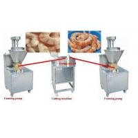 Buy cheap Frozen prepared food machinery from Wholesalers