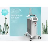 Buy cheap Multifunction Water Oxygen Skin Whitening Acne Remover Machine For Salon 5Mhz RF from wholesalers