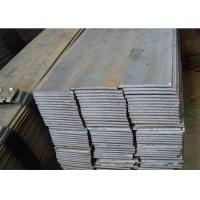 2B Finish 316L / 430 SS Flat Bar , Flat Metal Rod With Mill Test Certificate