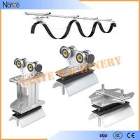Buy cheap Ball Bearing Cable Trolley Wire Rope Roller For Festoon System Max.Speed 120m/min from Wholesalers