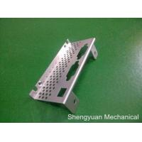 Buy cheap Motorcycle Sheet Metal Bending Side Cover Metal with Holes , Aluminium 5052 from Wholesalers