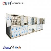 Quality Edible Commercial Cube Ice Machine Ice Factory Used for sale