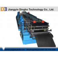 Buy cheap GCr15 Quench Treatment Roller Cable Ladder Roll Forming Machine For 0.8mm - 2.0mm Thickness from Wholesalers