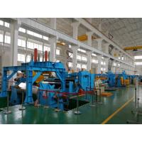 Buy cheap Heavy Duty Stainless Steel Coil Cut To Length Machine Electric Control System from Wholesalers