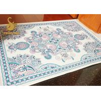Quality Beautiful Design Non Slip Area Rugs Persian Style For Bedroom / Dining Room wholesale
