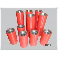 Buy cheap Castable Red Pu Wheels Oil Resistant For Industry Caster , 30A - 98A from wholesalers
