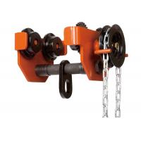 Quality TP Lifting Beam Trolley push trolley hoist For Factory Warehouse wholesale