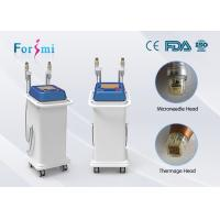 Buy cheap White 80W max output power fractional rf micro needle machine rf microneedle machine from Wholesalers