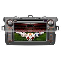 Buy cheap Toyota Corolla Android Radio DVD Navigation with DTV 3G Wifi BT from Wholesalers