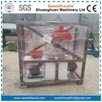 Quality Woodworking Sliding Table Saw Double Blade Plank Making Circular Sawmill For Sale for sale