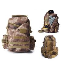 Quality Climbing Tactical Day Pack Nylon Fabric Travel Mountaineering Bags wholesale
