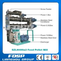 Buy cheap Excellent Quality Ring Die Livestock Feed Pellet Mill Poultry Feed Making Machine from Wholesalers