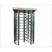 Buy cheap Mechanical Safty Double Full Height rotate turnstile, electric barrier gate turnstyle door from wholesalers