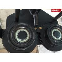 Quality 10 ton Chain Fall Trolley Hand Plain Trolley With Chain for Hoist travelling wholesale