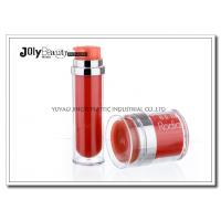 Buy cheap Capacity 120ml Empty Cosmetic Containers Bottle Height 184mm Bottle Body Cylindrical from Wholesalers