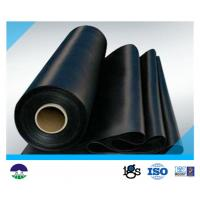 Quality 1.50mm HDPE Polyethylene Pond Liner High Seepage For Agriculture wholesale