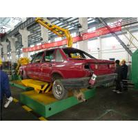 China High Efficiency Automobile / Car Dismantling Equipment , Nominal Outflow 10L/min on sale