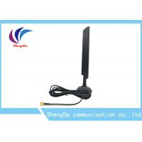 Buy cheap Vertical Polarization 4G LTE Antenna 698-2700MHz Omni Desktop Aerial Mount And Gain from wholesalers