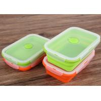 Quality Airtight Freezer Microwave Safe Storage Containers Waterproof Keep Food Healthy for sale