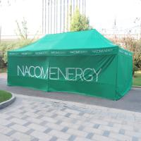 Quality Promotion Pop Up Trade Show Tents 40 Mm Hexagon Profile Nylon Connector wholesale