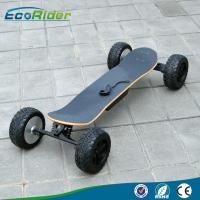 Quality 2000W Brushless Motor 4 Wheel Skateboard With Wireless Remote Control , 48V 8.8Ah wholesale