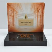 Buy cheap Laser Cutting Craft CosmeticDisplay Rack Respectively Perfume Show from wholesalers