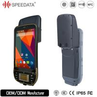 Buy cheap Quad Core Bluetooth Handheld RFID Reader PDA 13.56MHz HF RFID Reader from Wholesalers