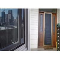 Buy cheap Aluminum Expanded Stainless Steel Window Screen Lightweight 0.5-2.0m Width from Wholesalers
