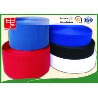 Heat Resistant hook and loop Tape With Strong Power , SGS sticky back hook and loop roll