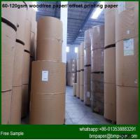 Buy cheap Bright Color Woodfree Offset Paper A4 Size from Wholesalers