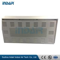 Buy cheap 500Pa HEPA Terminal Box 4 * 4 Feet Extruded Anodized Aluminum Frame from Wholesalers