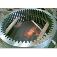 Buy cheap Large Diameter Internal Ring Gears For Heavy Duty Equipment , High Precision Gears Big Size from Wholesalers