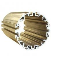 Buy cheap Powder Painted Industrial Extruded Aluminium Profiles , 6063-T5 Electromechanical Shell from Wholesalers