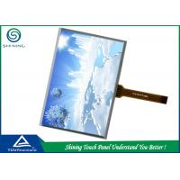 Buy cheap POS 5 Wire Resistive Touch Panel , Custom Touch Screen Panels 10.1 Inch from Wholesalers