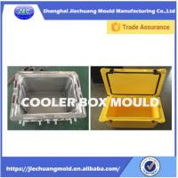 Buy cheap rotational molding cooler box mould from wholesalers