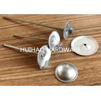 Buy cheap 12 Gauge Or 14 Gauge Dia Stainless Steel Lacing Anchors with 28mm Round Washer from Wholesalers