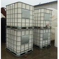 Buy cheap Food grade ibc water container 1000L IBC tank 1000 litre water tank from Wholesalers