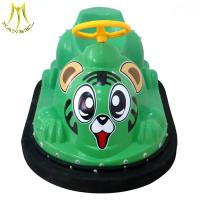 Buy cheap Hansel playground equipment led light kids led light plastic toy bumper car from Wholesalers