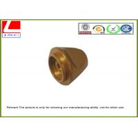 Quality CNC Milling Service Brass Machined Parts For Eye Tracking System wholesale