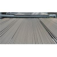 Round / Square Welded Titanium Tubing Pickled Surface For Heat Exchanger Element