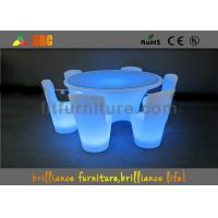 Buy cheap LED banquet table /  illuminated chair with Wireless Remote Control from Wholesalers