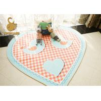 Quality Various Shapes Non Slip Outdoor Carpet Floor Mats For Dining Room Non Toxic wholesale