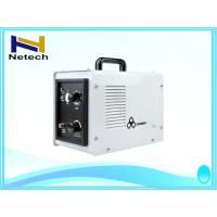 Quality 3g/Hr White Colour Adjustable Portable Ozone Generator For Swimming Pool Treatment wholesale
