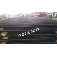 Buy cheap Alloy / Steel Sprial Settated Fined Tube , Solid Power Plant Fin Tube OD X 2.9 MWT X 1660mm LG from wholesalers