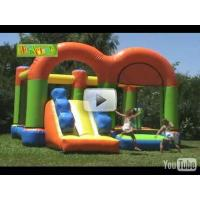 Buy cheap commercial stocked sevylor custom inflatable bounces for adults from Wholesalers