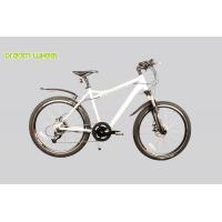 Quality new Pedal Assist  high level Electric Mountain Bikes 36V lithium battery hide in the frame tube wholesale