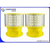 Quality AC220V Tower Warning Lights / Aviation Obstruction Light With Low Cost wholesale