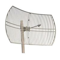 Buy cheap 28DBi Grid / Parabolic High Gain Directional Antenna For Wireless Router Wimax 3.5Ghz from Wholesalers