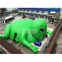 China Big Printed Outdoor Moster Advertising Inflatable Event Tent , Blow Up Dome Tent on sale